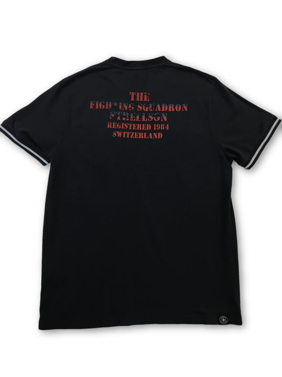 Strellson T-shirt in black- khakisurfer.com Latest menswear designer brands added include Eton, Etro, Agave Denim, Pal Zileri, Circle of Gentlemen, Ralph Lauren, Scotch and Soda, Hugo Boss, Armani Jeans, Armani Collezioni.