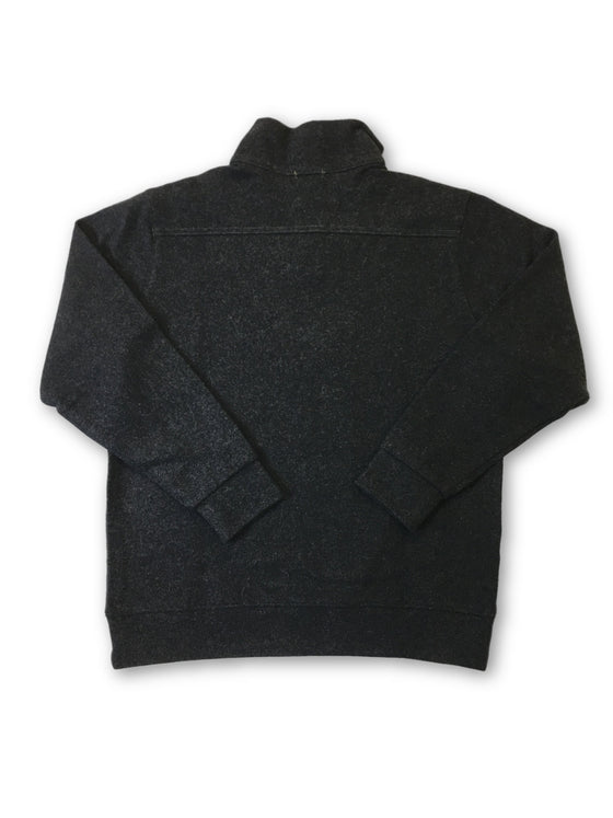 Agave Gold 'Avalanche' knitwear in charcoal grey- khakisurfer.com Latest menswear designer brands added include Eton, Etro, Agave Denim, Pal Zileri, Circle of Gentlemen, Ralph Lauren, Scotch and Soda, Hugo Boss, Armani Jeans, Armani Collezioni.