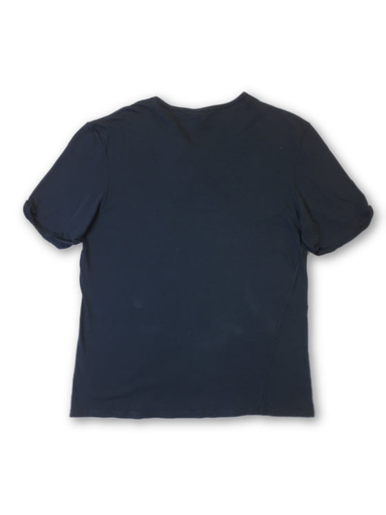 Alexander McQueen T-shirt in blue