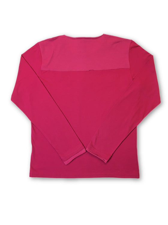 VNECK 'Melt' t-shirt in pink- khakisurfer.com Latest menswear designer brands added include Eton, Etro, Agave Denim, Pal Zileri, Circle of Gentlemen, Ralph Lauren, Scotch and Soda, Hugo Boss, Armani Jeans, Armani Collezioni.