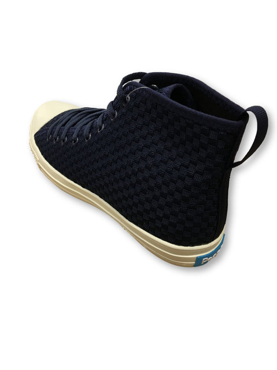 People 'The Phillips High Pump' high sneakers in navy- khakisurfer.com Latest menswear designer brands added include Eton, Etro, Agave Denim, Pal Zileri, Circle of Gentlemen, Ralph Lauren, Scotch and Soda, Hugo Boss, Armani Jeans, Armani Collezioni.