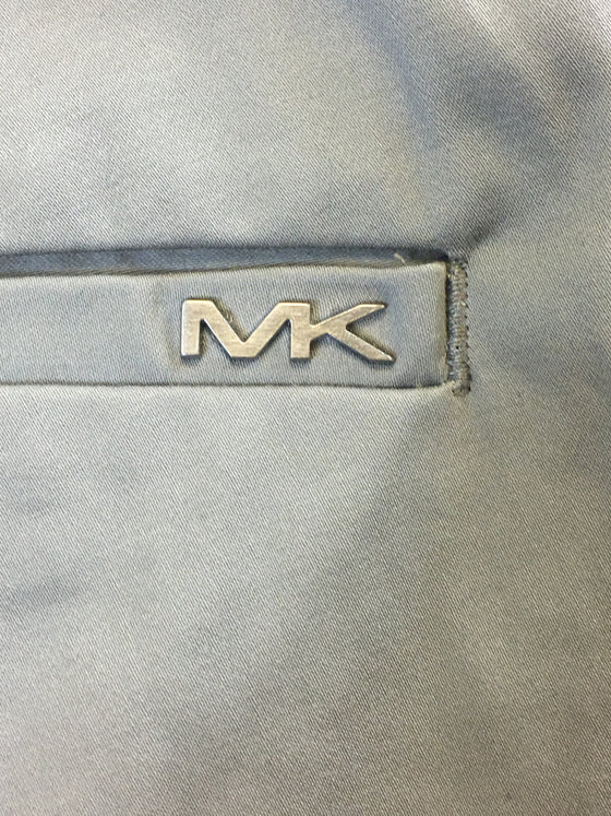 Michael Kors slim fit cotton trousers in light grey- khakisurfer.com Latest menswear designer brands added include Eton, Etro, Agave Denim, Pal Zileri, Circle of Gentlemen, Ralph Lauren, Scotch and Soda, Hugo Boss, Armani Jeans, Armani Collezioni.