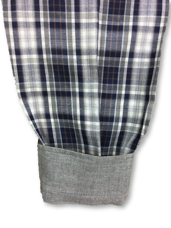 Hamaki-Ho blue/grey checked shirt- khakisurfer.com Latest menswear designer brands added include Eton, Etro, Agave Denim, Pal Zileri, Circle of Gentlemen, Ralph Lauren, Scotch and Soda, Hugo Boss, Armani Jeans, Armani Collezioni.