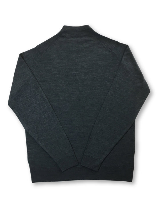 John Smedley Harcourt standard fit merino knitwear in Charcoal- khakisurfer.com Latest menswear designer brands added include Eton, Etro, Agave Denim, Pal Zileri, Circle of Gentlemen, Ralph Lauren, Scotch and Soda, Hugo Boss, Armani Jeans, Armani Collezioni.