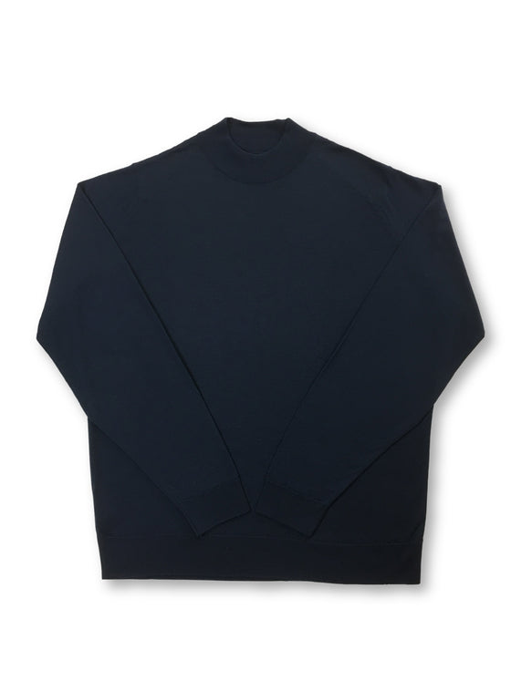 John Smedley Harcourt standard fit merino knitwear in Midnight navy- khakisurfer.com Latest menswear designer brands added include Eton, Etro, Agave Denim, Pal Zileri, Circle of Gentlemen, Ralph Lauren, Scotch and Soda, Hugo Boss, Armani Jeans, Armani Collezioni.