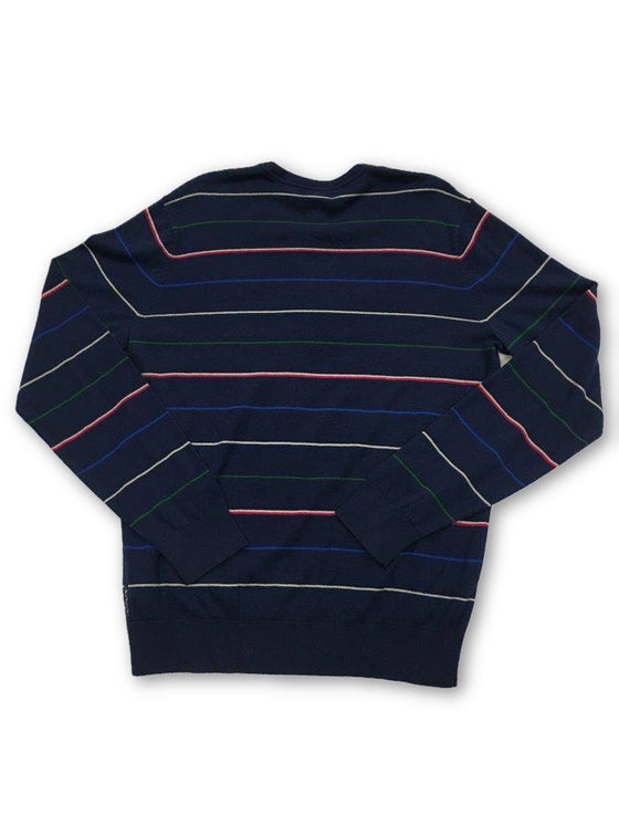 Armani Jeans knitwear in Navy- khakisurfer.com Latest menswear designer brands added include Eton, Etro, Agave Denim, Pal Zileri, Circle of Gentlemen, Ralph Lauren, Scotch and Soda, Hugo Boss, Armani Jeans, Armani Collezioni.