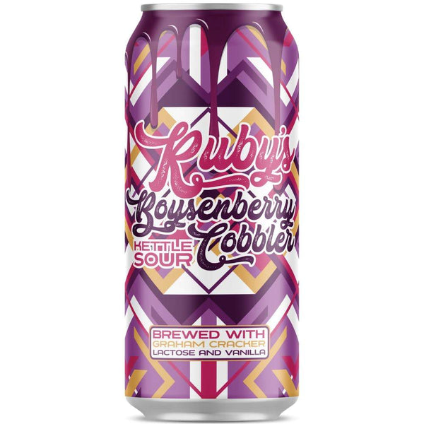 TEMBLOR RUBY'S BOYSENBERRY COBBLER KETTLE SOUR