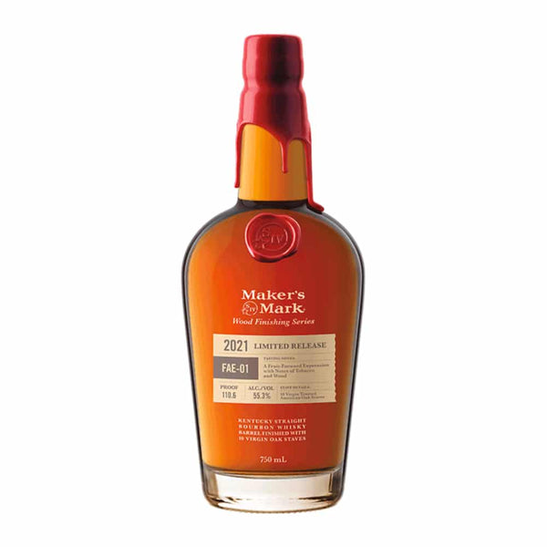 MAKER'S MARK LIMITED RELEASE FAE-01 2021