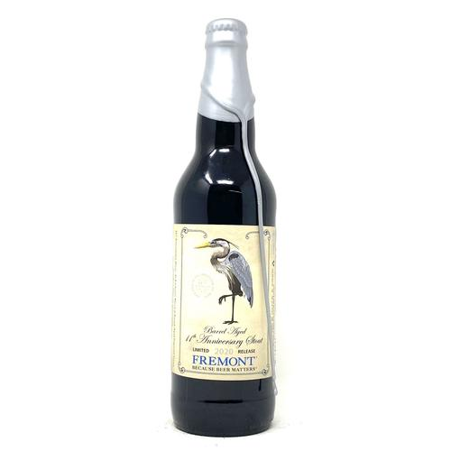 FREMONT 11TH ANNIVERSARY BARREL-AGED STOUT 2020