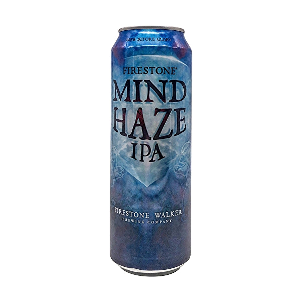 FIRESTONE WALKER MIND HAZE IPA 19.2OZ