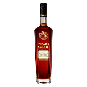 THOMAS S. MOORE STRAIGHT BOURBON FINISHED IN CHARDONNAY CASKS