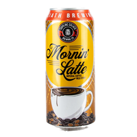 TOPPLING GOLIATH MORNIN' LATTE IMPERIAL COFFEE MILK STOUT