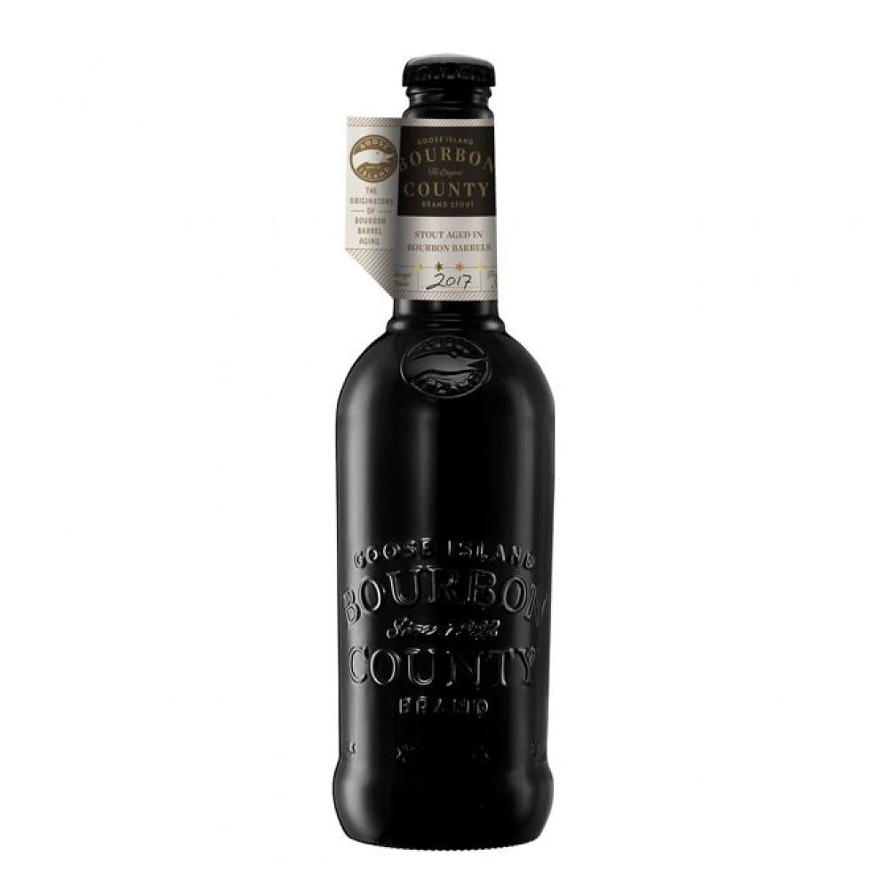 GOOSE ISLAND BOURBON COUNTY BRAND STOUT 17'