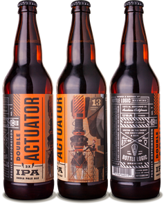 Double Actuator Double IPA