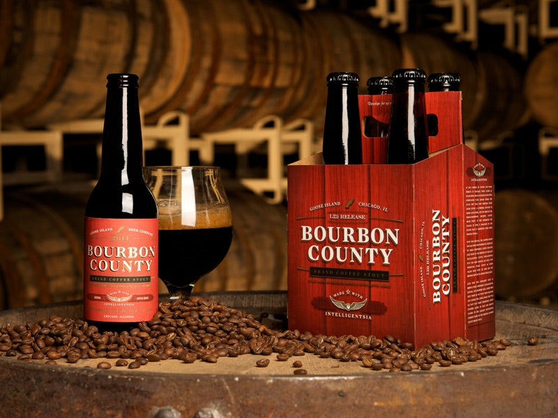 BOURBON COUNTY COFFEE STOUT 14'
