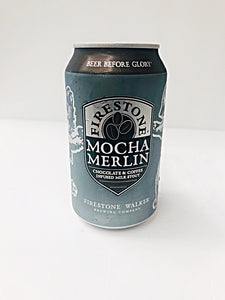 FIRESTONE MOCHA MERLIN MILK STOUT
