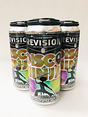 REVISION DISCO NINJA HAZY IPA