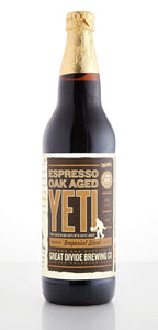 Great Divide Espresso Oak Aged Yeti