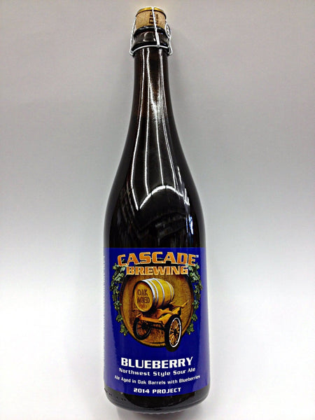 CASCADE BLUEBERRY 14'