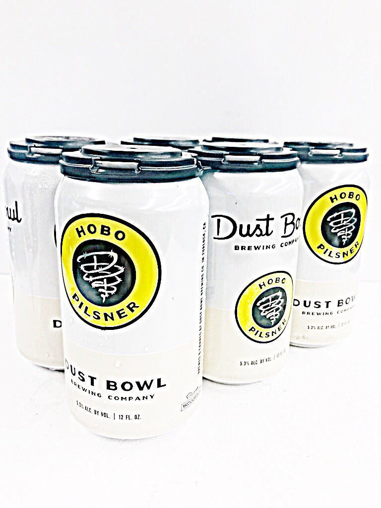 DUST BOWL HOBO PILSNER
