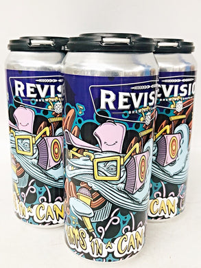 REVISION HOPS IN A CAN DOUBLE IPA