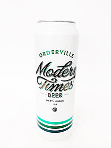 MODERN TIMES ORDERVILLE HAZY IPA