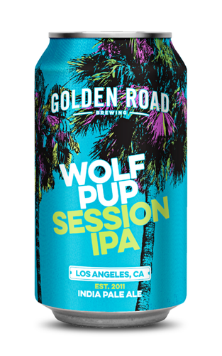 Wolf Pup Session IPA 12oz
