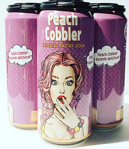 WILD BARREL PEACH COBBLER IMPERIAL PASTRY SOUR