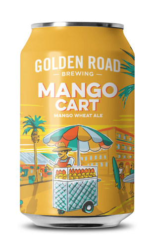 GOLDEN ROAD MANGO CART WHEAT ALE