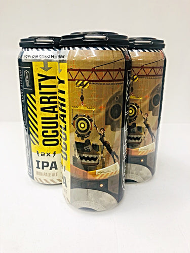 BOTTLE LOGIC OCULARITY DOUBLE IPA