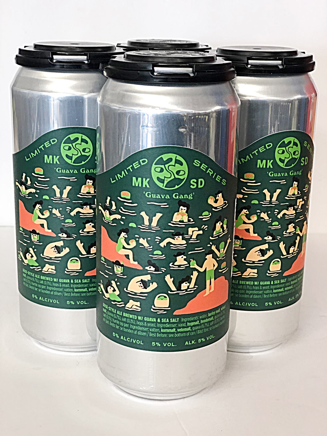 MIKKELLER GUAVA GANG GOSE FOR DAVID