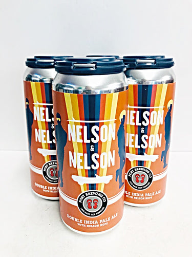 PORT NELSON & NELSON DOUBLE IPA