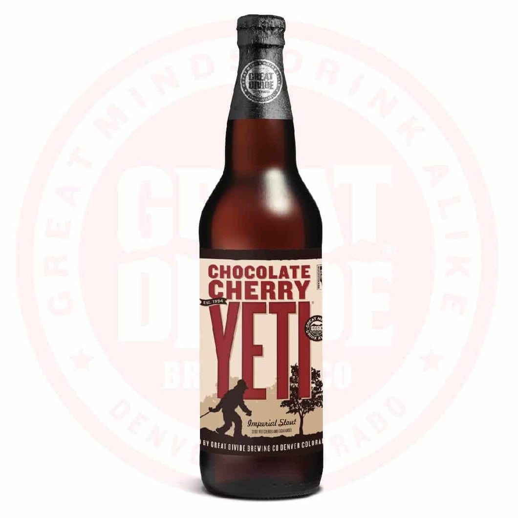 Great Divide Chocolate Cherry Yeti
