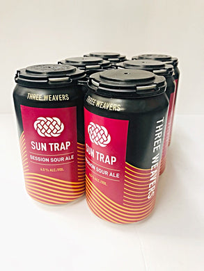 THREE WEAVERS SUN TRAP SESSION SOUR ALE