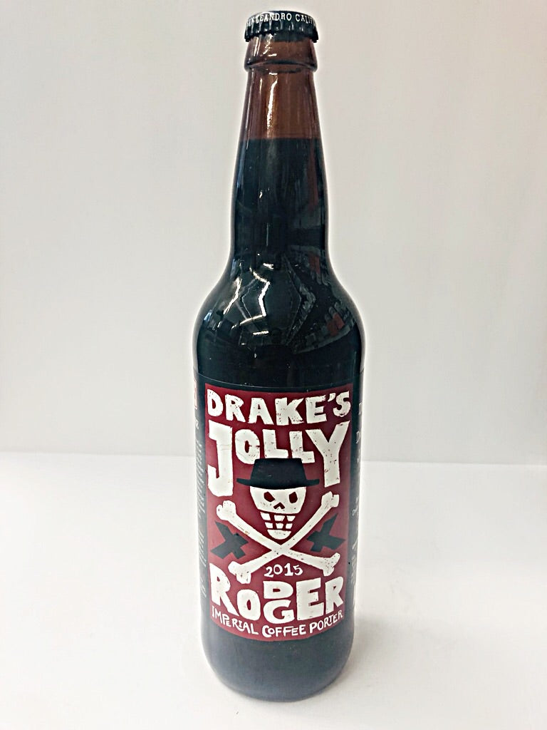 DRAKE'S JOLLY RODGER IMPERIAL COFFEE PORTER 15'