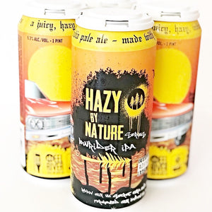 EEL RIVER HAZY BY NATURE LOWRIDER IPA