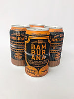 OSKAR BLUES/ CIGAR CITY CANARCHY CANLABORATION BAMBURANA BARREL-AGED STOUT