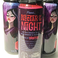 BOTTLE LOGIC NECTAR OF THE NIGHT SOUR ALE