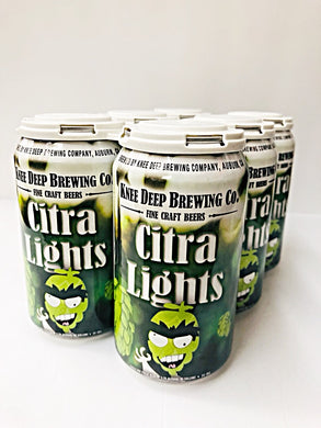 KNEE DEEP CITRA LIGHTS PALE ALE