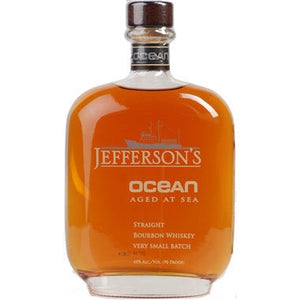 Jefferson's Ocean Aged At Sea Bourbon Whiskey