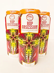 WILD BARREL HOP OBSESSION HAZY IPA