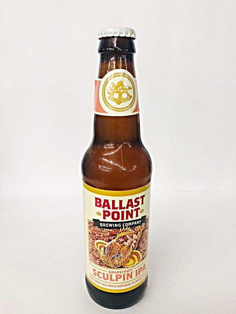 BALLAST POINT GRAPEFRUIT SCULPIN IPA