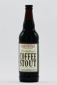 Lagunitas One Hitter Series Willettized Coffee Stout 22oz