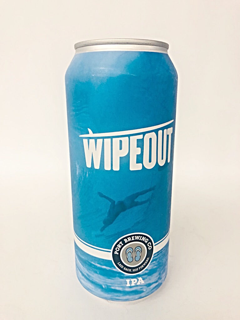 PORT WIPEOUT WEST COAST IPA