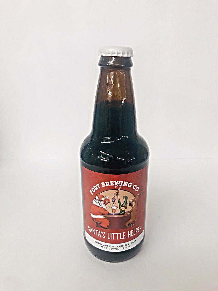PORT SANTA'S LITTLE HELPER IMPERIAL STOUT