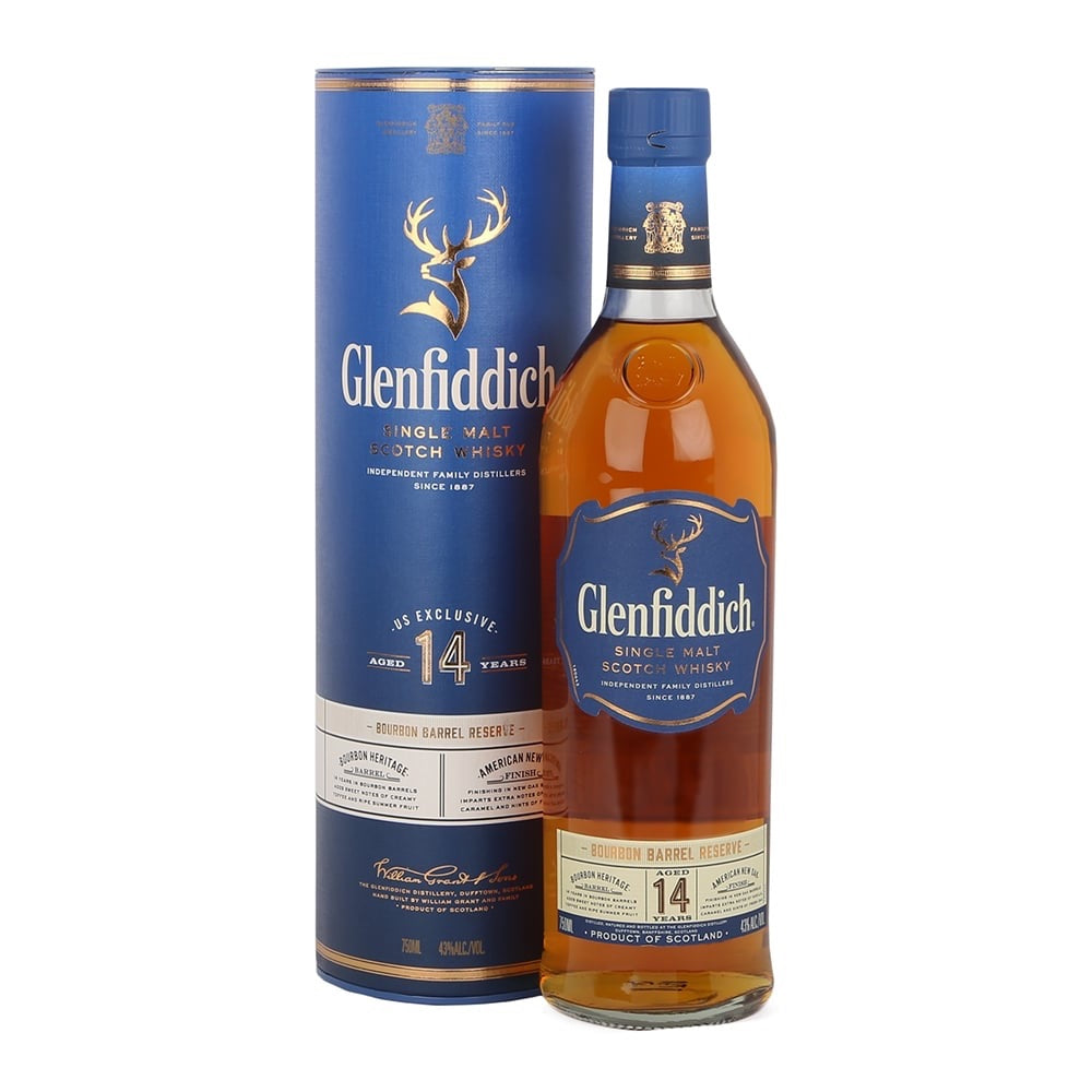 Glenfiddich 14 Year