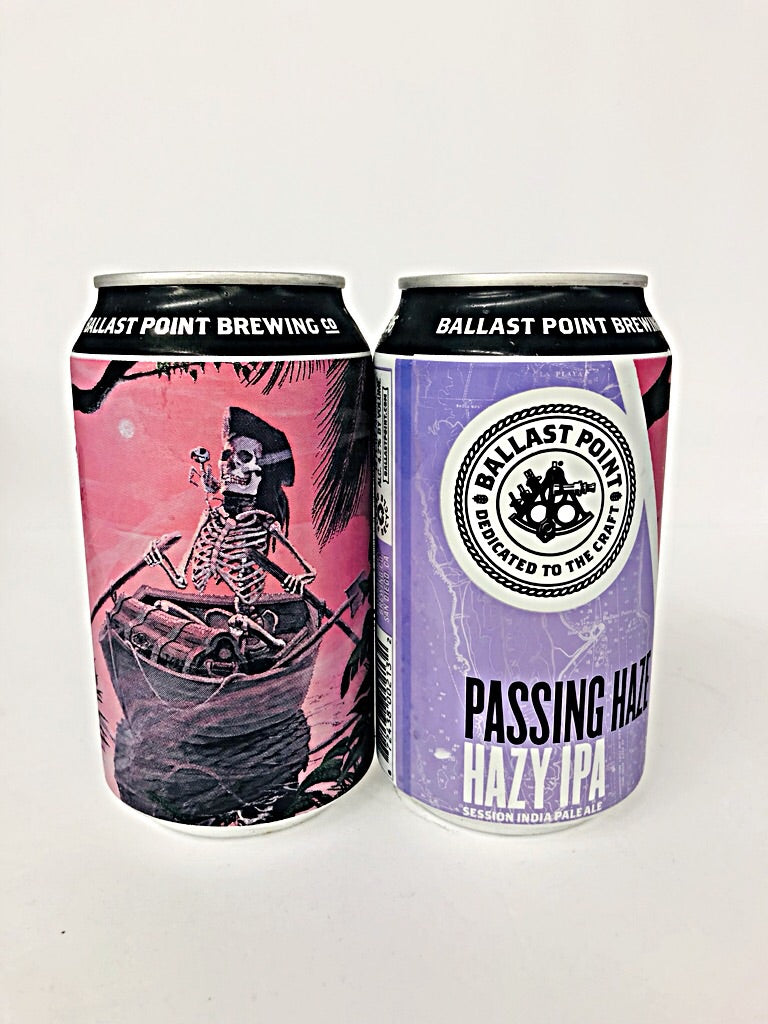 BALLAST POINT PASSING HAZE HAZY SESSION IPA