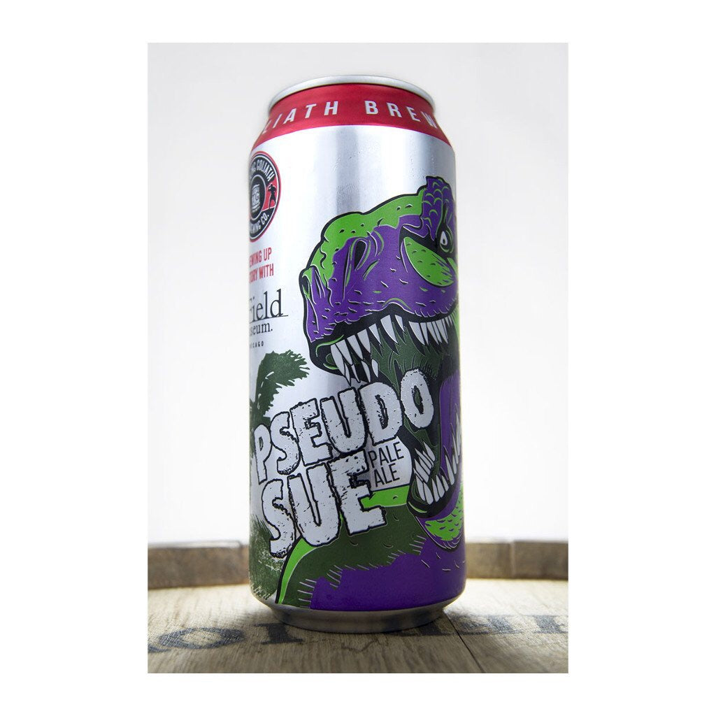 Pseudo Sue pale ale 16oz