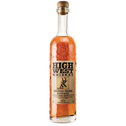 HIGH WEST AMERICAN PRAIRIE BOURBON