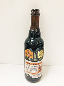 BOTTLE LOGIC THE SPICE MUST FLOW PUMPKIN ALE 17'